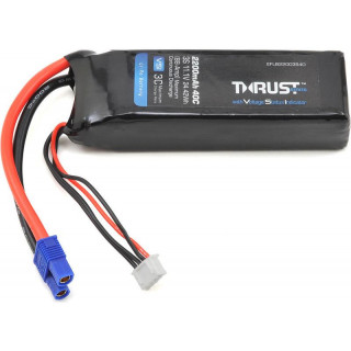 LiPol Thrust VSI 11.1V 2200mAh 3S 40C