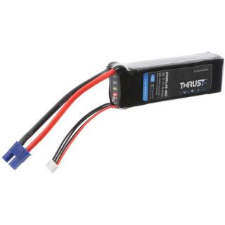 LiPol 11.1V 2400mAh 3čl 40C Thrust VSI