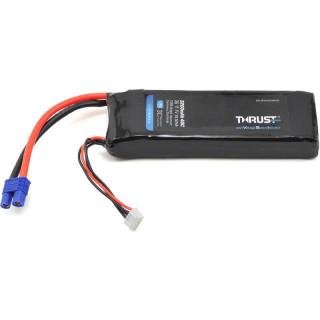 LiPol Thrust VSI 11.1V 3200mAh 3S 40C