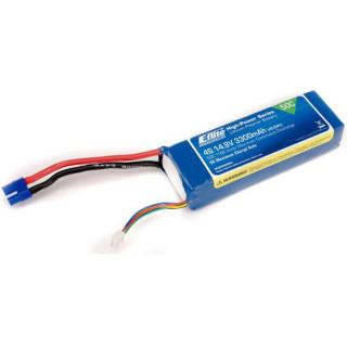 LiPol 14.8V 3300mAh 4čl 50C EC3