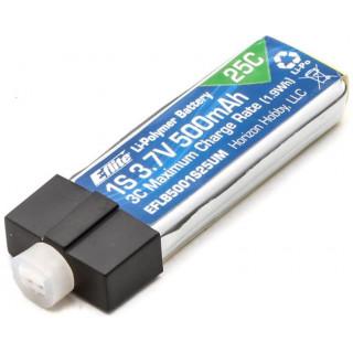 E-Flite LiPol 3.7V 500mAh 25C UMX