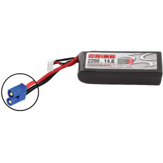 Team Orion LiPol 2200mAh 4S 14.8V 50C EC3 LED