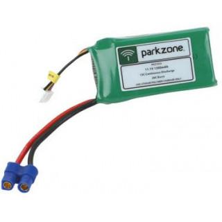 Baterie LiPol 11.1V 1300mAh EC3: Radian,Super Cub