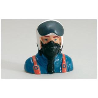 Pilot 1:5 Jet modrý