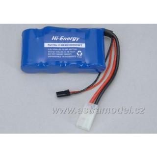 Baterie Rx NiMH 4.8V 3300mAh plochý