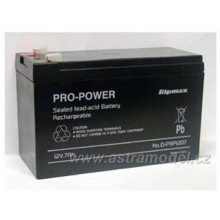 Olověná baterie Pro-Power 12V 7Ah