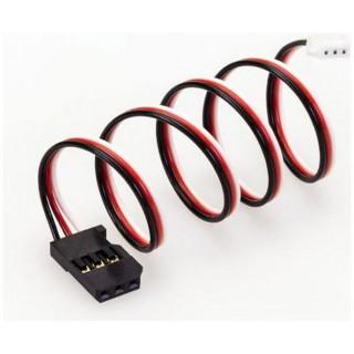 Kabel konverzní Futaba - ZH 250mm