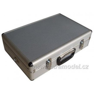 Kufr pro vysílač hliníkový dvojitý