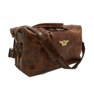 Antonio Live & Fly - Cestovní taška ROYAL CLASS kůže