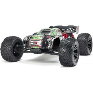 Arrma Kraton MT 6S BLX 1:8 4WD RTR černá/zelená