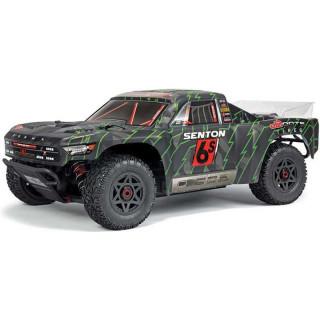 Arrma Senton SC BLX 1:10 4WD černá/zelená