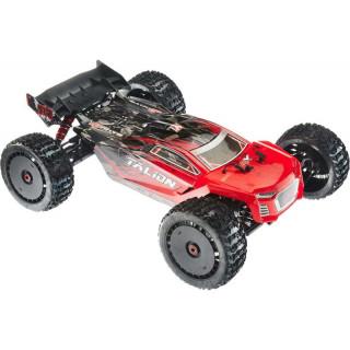 Arrma Talion ST 6S BLX 1:8 4WD červená/černá