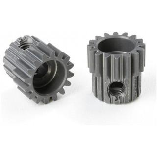 Corally pastorek 48DP krátký AL7075 16T 3.17mm