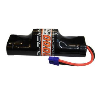 DUREMAX akumulátor NiMH 8.4V 3000mAh Hump EC3