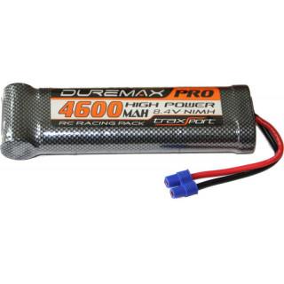DUREMAX akumulátor NiMH 8.4V 4600mAh Flat EC3