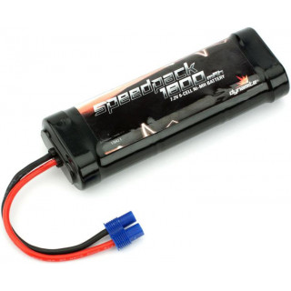Baterie NiMH Speed Pack 7.2V 1800mAh EC3