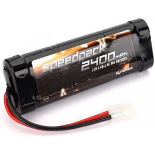 Baterie NiMH Speed Pack 7.2V 2400mAh Tamiya