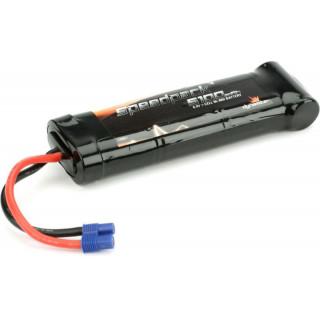 Baterie NiMH Speed Pack 8.4V 5100mAh Flat EC3