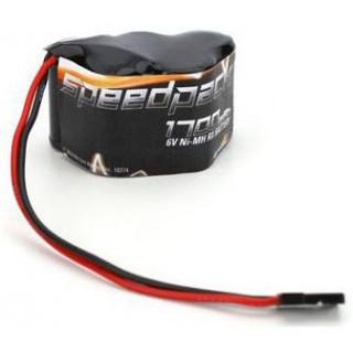 Baterie NiMH 6V 1700mAh Rx 3+2 pak