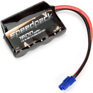 Baterie NiMH 7.2V 1600mAh EC3: Mini