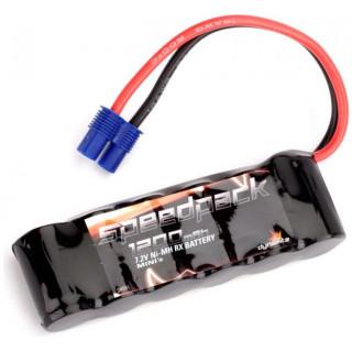 Baterie NiMH 7.2V 1200mAh dlouhá EC3: Mini