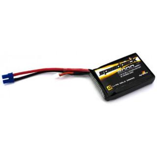 Baterie LiPol 7.4V 2000mAh 30C EC3: Mini