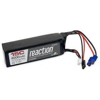 Baterie LiPol 7.4V 4000mAh 15C Rx