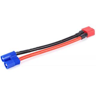 Konverzní kabel EC3 přístroj - Deans samec
