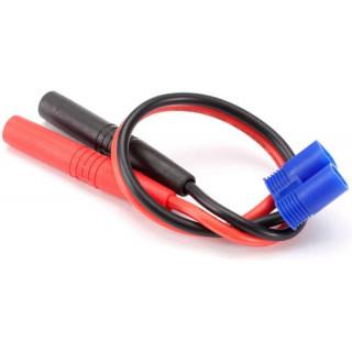 Nabíjecí kabel s banánky - EC3 přístroj