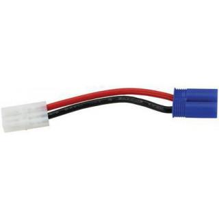 Konverzní kabel Tamiya samice - EC5 přístroj