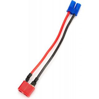 Konverzní kabel EC2 přístroj - Deans samice