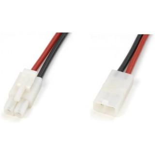 TAMIYA konektor samec + samice s kabelem 14AWG