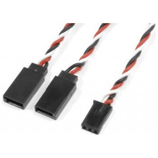 Kabel Y Futaba silikon150mm