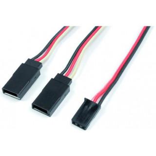 Kabel Y Futaba HD 300mm