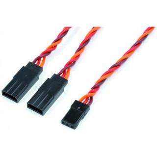 Kabel Y JR silikon 150mm