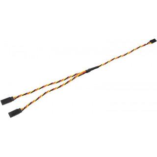 Kabel serva Y JR kroucený 22AWG 22AWG 30cm
