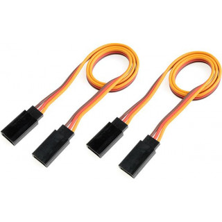 Propojovací servo kabel samice 30cm (2)