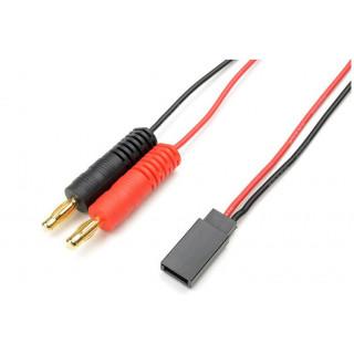 Nabíjecí kabel - TX Futaba 50cm