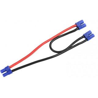 Sériový Y-kabel EC2 14AWG 12cm