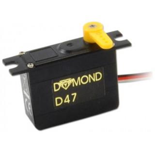 Servo Dymond D-47