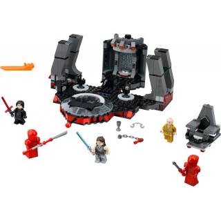 LEGO Star Wars - Snokeův trůní sál
