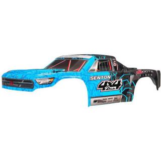 Arrma AR402247 Karosérie modrá: Senton 4x4 Mega