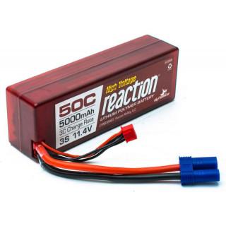LiPol Reaction Car 11.4V HV 5000mAh 50C EC5