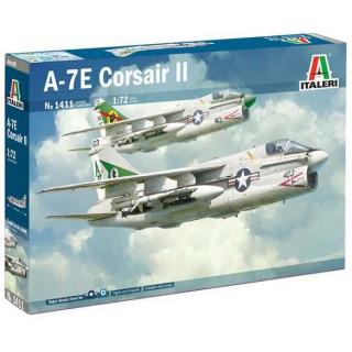 Model Kit letadlo 1411 - A-7E Corsair II (1:72)