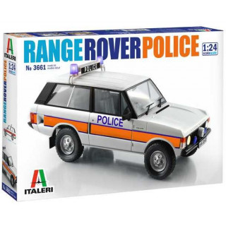 Model Kit auto 3661 - Police Range Rover (1:24)