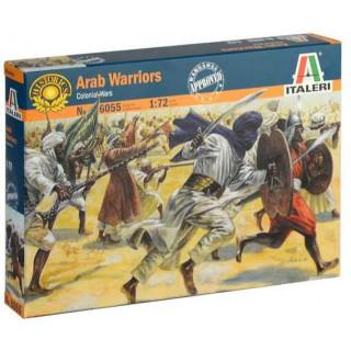 Model Kit figurky 6055 - Arab Warriors (1:72)