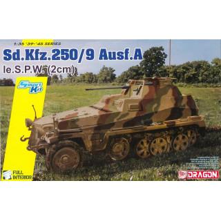Model Kit tank 6882 - Sd.Kfz.250/9 Ausf.A le.S.P.W (2cm) (1:35)
