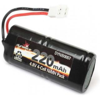 Dynamite NiMH 4.8V 220mAh 2/3AAA