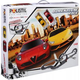 Polistil Autodráha 1:43 Adrenalin Race
