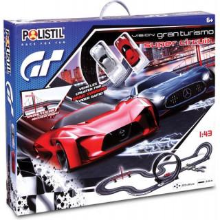 Polistil Autodráha 1:43 Vision Gran Turismo